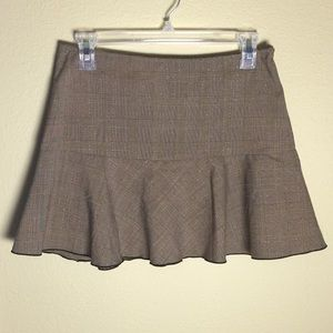IZ Byer Plaid Skirt 7